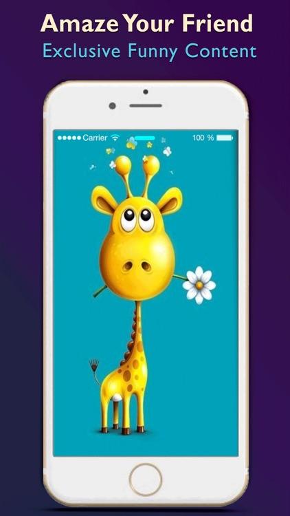Funny Wallpapers™ screenshot-3