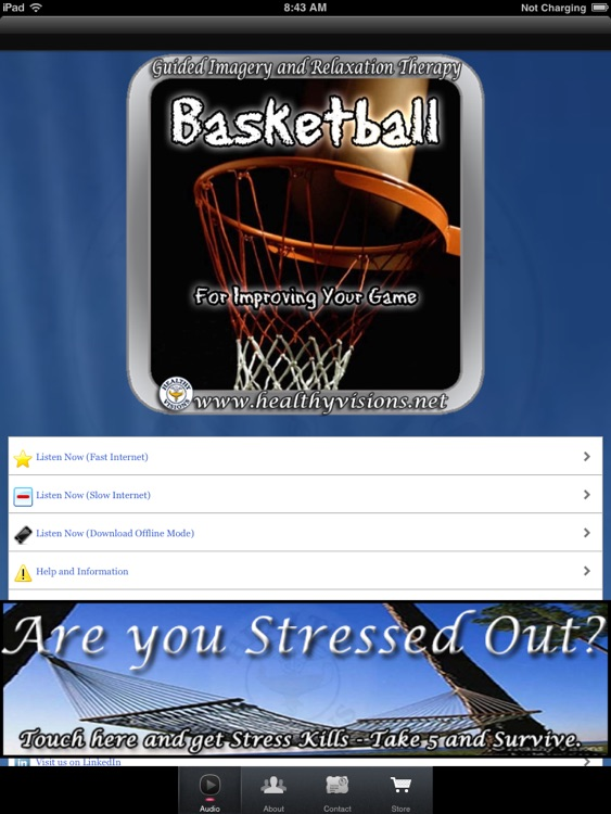 Basketball For Improving Your Game for iPad