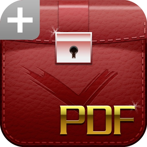 pdf-notes for iPad (pdf reader/viewer/iap)