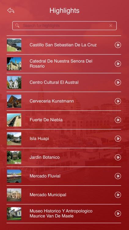 Valdivia Tourist Guide