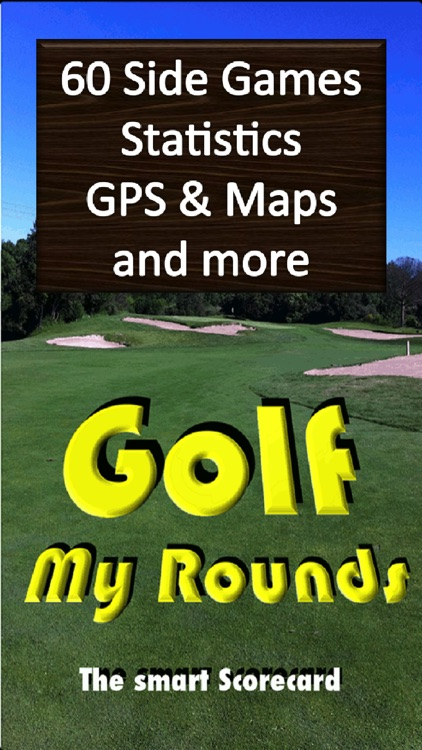 Golf My Rounds