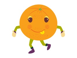 The Happy Fruits Stickers