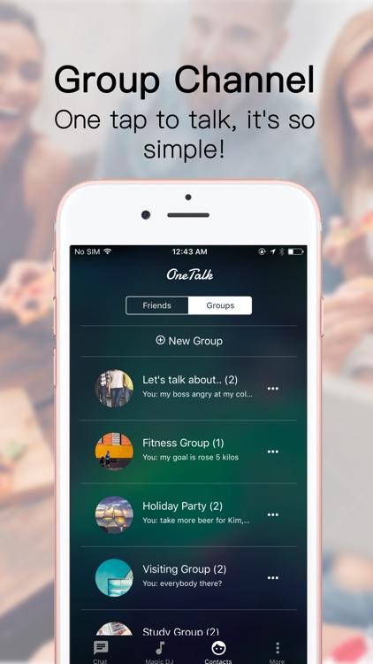 OneTalk Music Bot screenshot-4