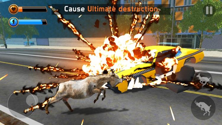 Super Goat Simulator ™ screenshot-3