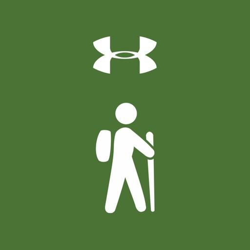 Map My Hike - GPS Hiking Tracker & Trail Finder app logo