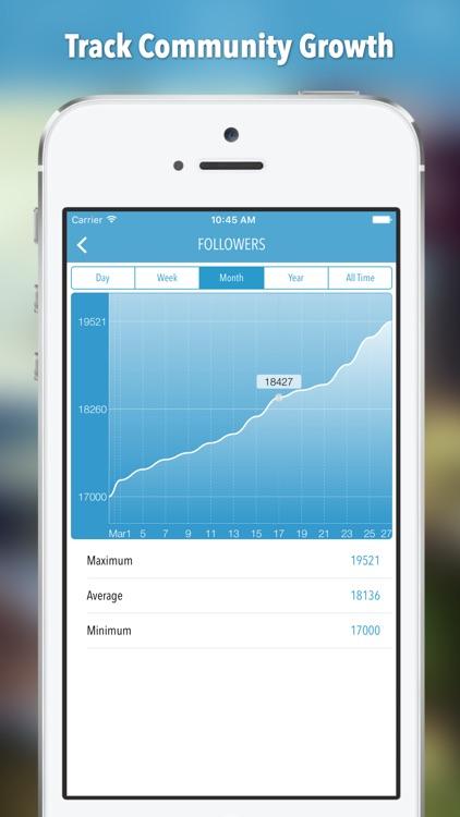 InsTrack for Instagram - Analytics Plus More