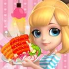 儿童游戏-女生烘焙做面包 icon