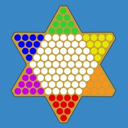 Chinese Checkers Touch