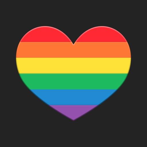 GayMoji - gay emojis keyboard for LGBT community
