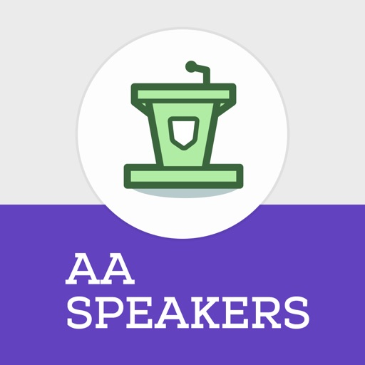 AA Speaker Tapes & 8 Steps by GOODBREW, LLC