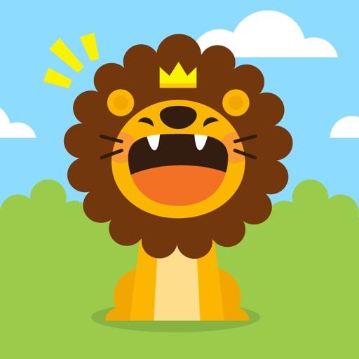 Animal World - Animal Sounds For Babies & Toddlers app logo