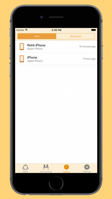 FileShare: File Transfer,Share screenshot four