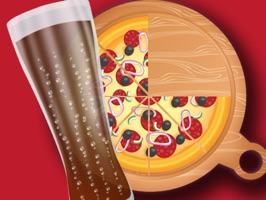Pizza Pie Charts and Soda Bar Graphs