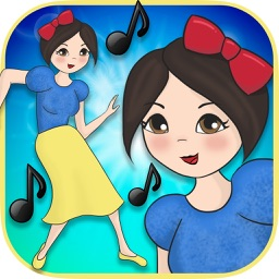 Dance with Princess - Snow White Dancing Game