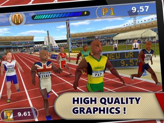 Athletics: Summer Sports screenshot 6