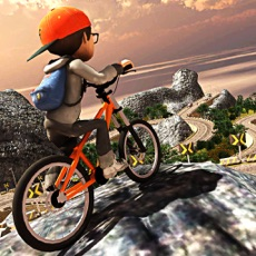 Activities of Hill Climb bmx Cycling