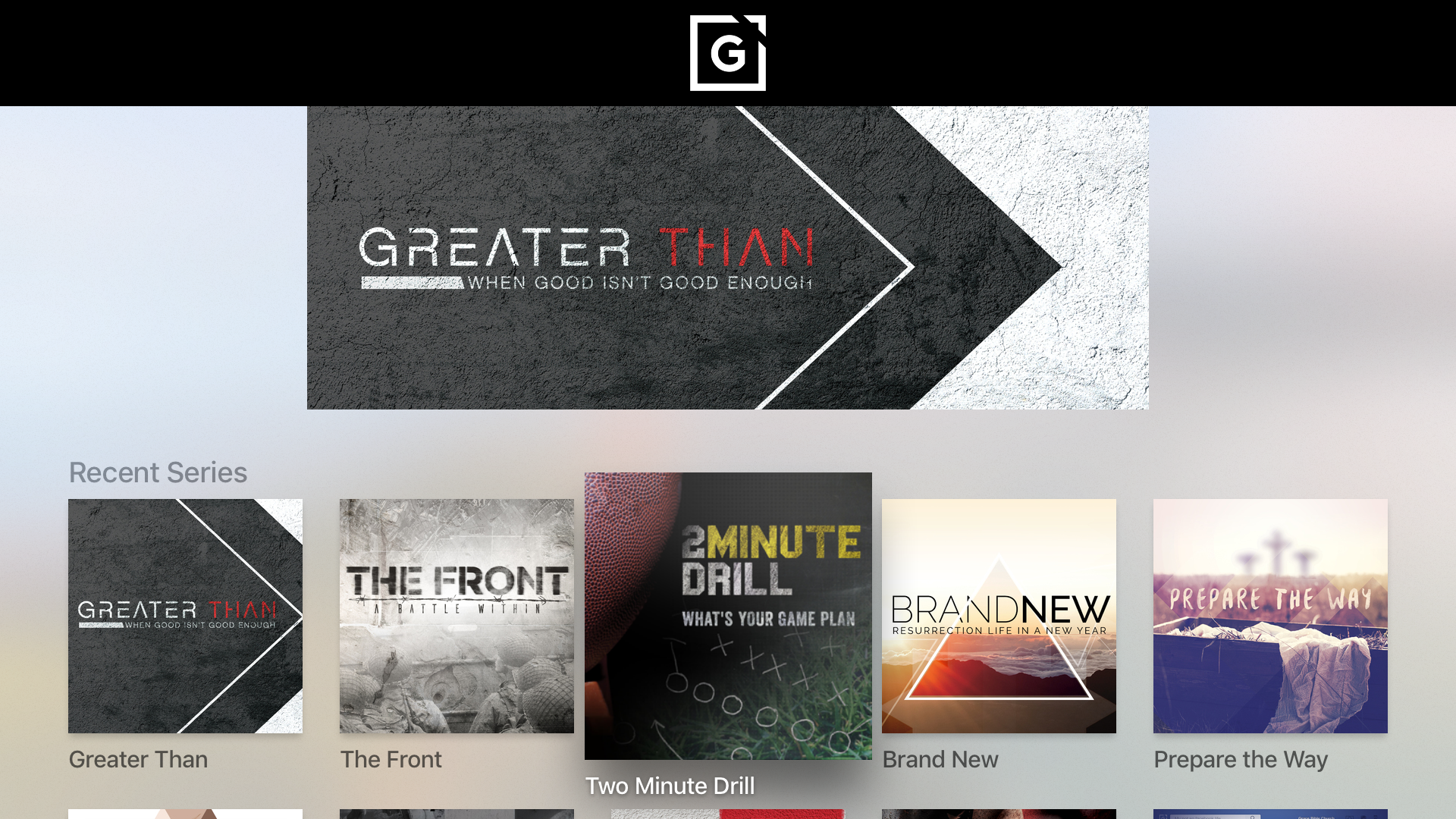 Grace Bible Church App screenshot 7