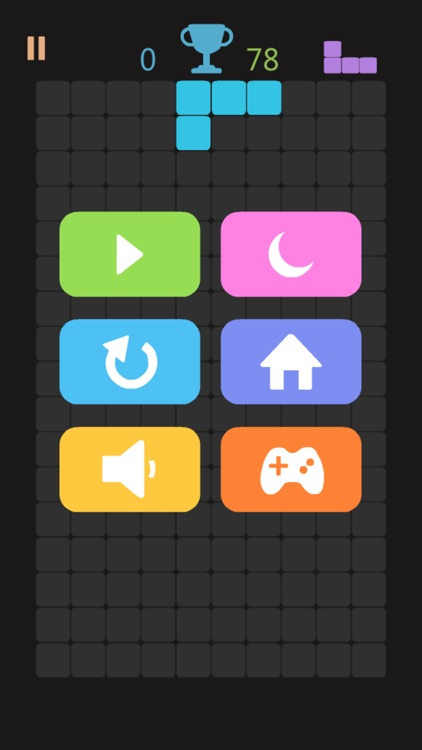 Block Puzzle - Classic Puzzle Game screenshot-3