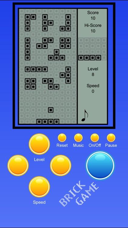 Brick Game - Brick Breaker screenshot-4