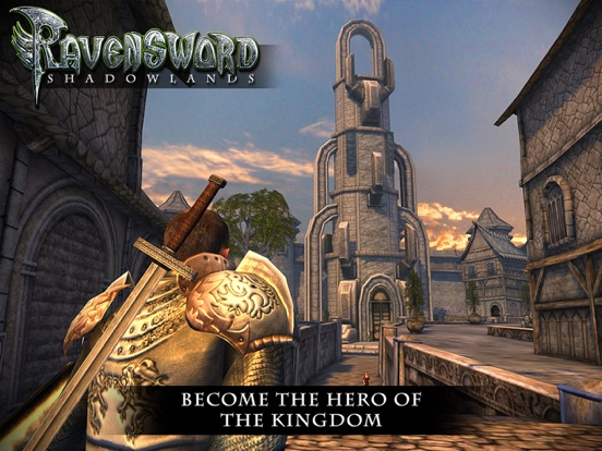 Screenshot #5 for Ravensword: Shadowlands