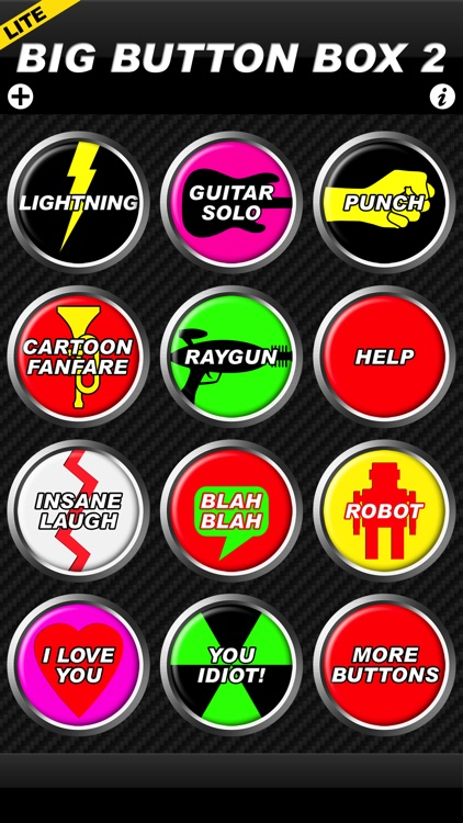 Big Button Box 2 Lite - funny sound effect sounds