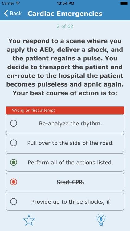 EMT Question Bank & Flashcards screenshot-4