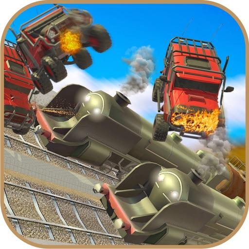 Train Stunt Simulator 2017