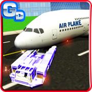 机场飞行模拟器和驾驶3D游戏