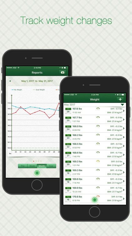 Restaurant Calorie Tracker Pro - Diet & Weight Log screenshot-3