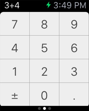 Calculator + Screenshot