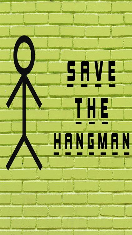 Save The Hangman