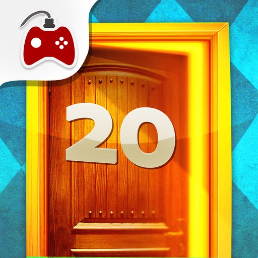 Escape Game:20 Doors Escape - a adventure games