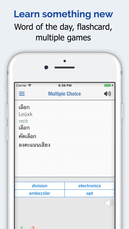 Thai Dictionary Elite screenshot-4
