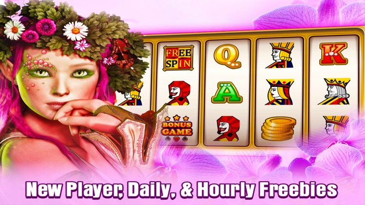 Fun Slot Games - Wild Orchid