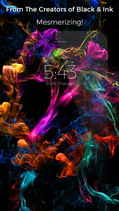 Nebula Lite - Live Wallpapers screenshot two