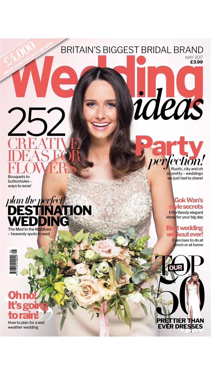 Wedding Ideas Magazine Screenshot