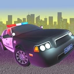 Racing Cops: Zombie vs Police Car