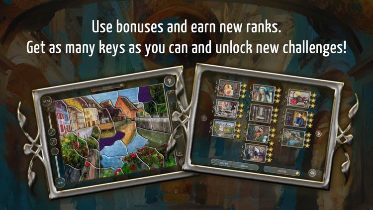 Fairytale Mosaics. Beauty and the Beast screenshot-4