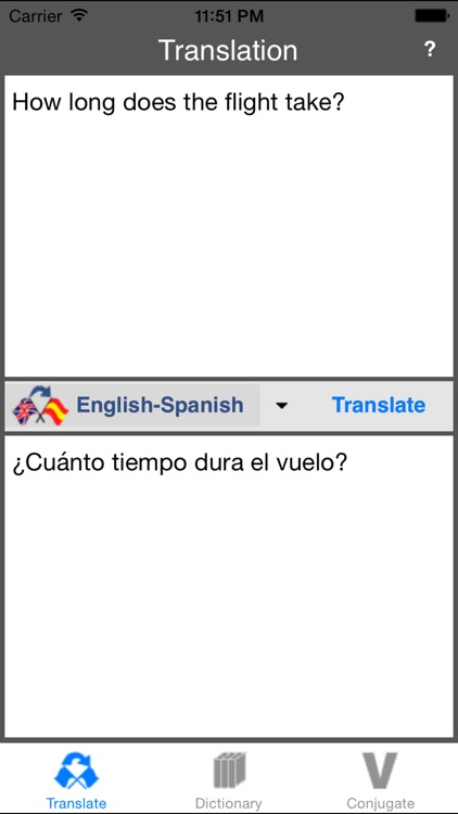 Spanish Translator (Offline)