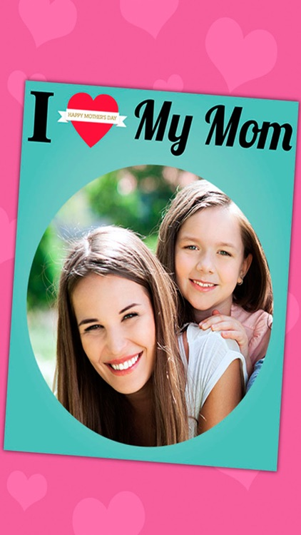 New photo frames for mother's day – Pic editor screenshot-1