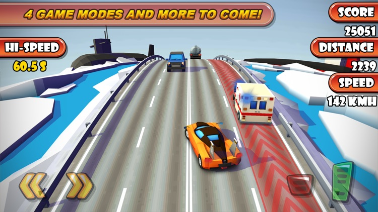 Highway Traffic Racer Planet screenshot-4