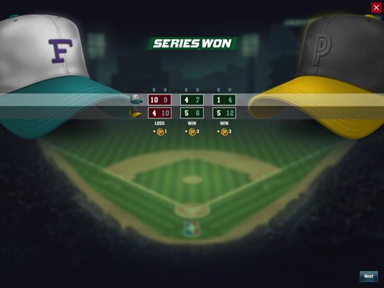 CBS Sports Franchise Baseball screenshot 8