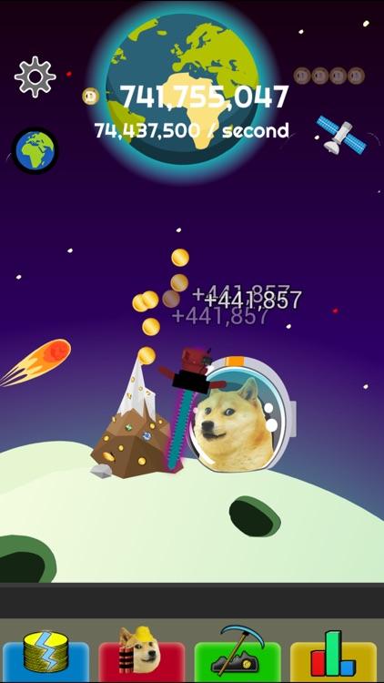 Doge Miner - Doge Coin Clicker screenshot-3