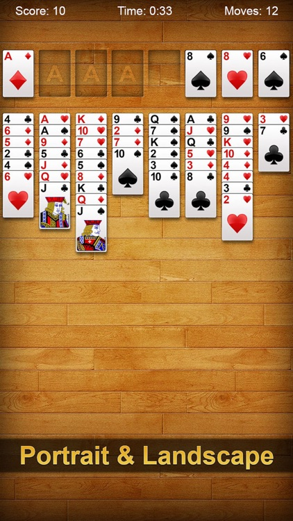 FreeCell Solitaire ▻
