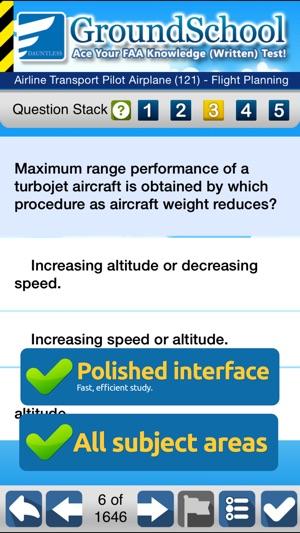 FAA ATP Written Test Prep
