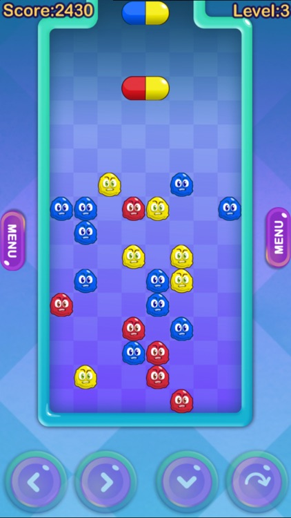 Pill Mania HD screenshot-0
