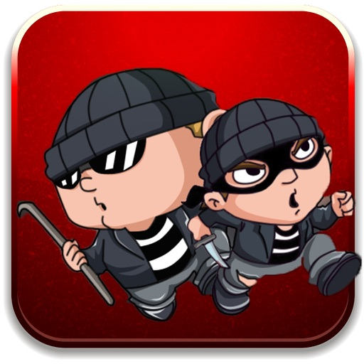 Stealing the diamond in cops and robbers game