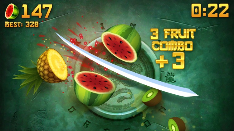 Fruit Ninja® screenshot-1