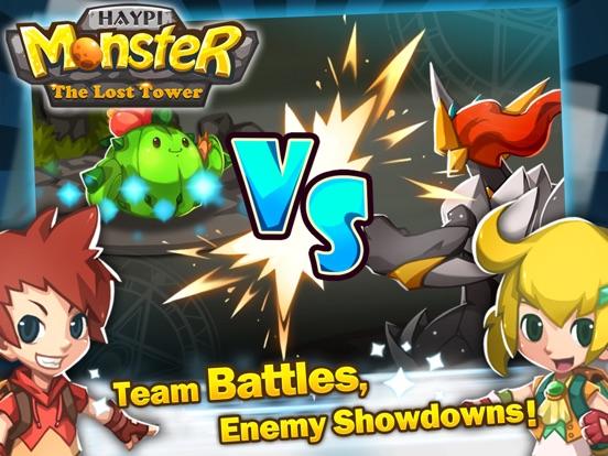 Скачать Haypi Monster:The Lost Tower