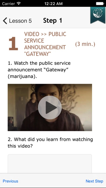 Truth About Drugs Online Education screenshot-3
